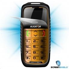 Screenshield fólie na displej pro Aligator R5 Outdoor