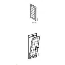 APC Filter (Filtr pro rack AR106V)