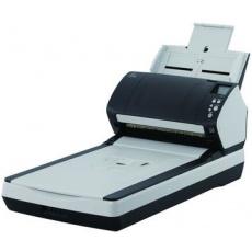 FUJITSU skener Fi-7260 A4, deska i průchod, 60ppm, 80listů podavač, USB 3.0, 600dpi, CCDs, oboustranný sken