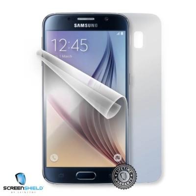 ScreenShield fólie na celé tělo pro Samsung Galaxy S6 (SM-G920F)
