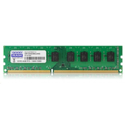 DIMM DDR3 4GB 1600MHz CL11 GOODRAM