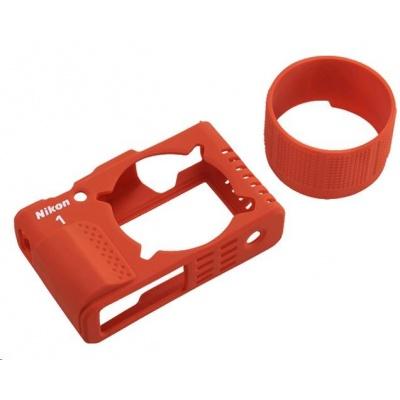 NIKON CF-N6000 silikonový návlek - oranžový