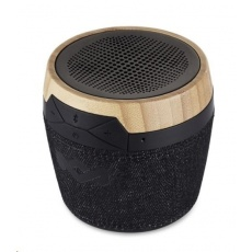 MARLEY Chant Mini BT - Signature black, přenosný audio systém s Bluetooth