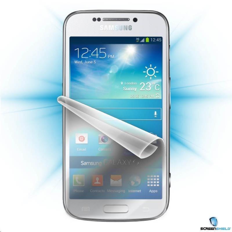 ScreenShield fólie na displej pro Samsung Galaxy S4 Zoom (C1010)