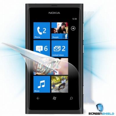 ScreenShield fólie na celé tělo pro Nokia Lumia 800