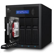 """WD My CLOUD EX 4100, 8 TB (2x4TB) 3,5"""", RJ45, NAS"""