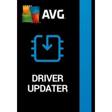 _Nová AVG Driver Updater - 3 zařízení na 36 měsíců ESD