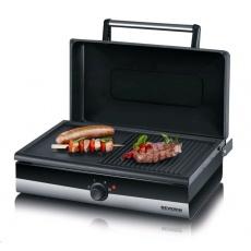 """SEVERIN PG 2368 barbecue gril """"SMART-LINE"""" s poklopem"""