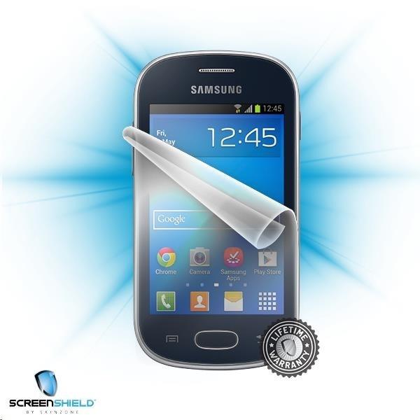 ScreenShield fólie na displej pro Samsung Galaxy Fame Lite (S6790)