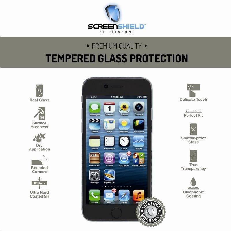ScreenShield ochrana displeje Tempered Glass pro Apple iPhone 6