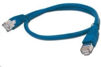 GEMBIRD Patch kabel CAT6 stíněný FTP 1m, modrý
