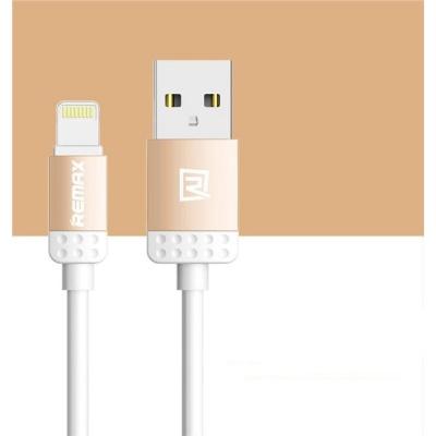 REMAX datový kabel 1m dlouhý, řada Lovely,  micro USB , barva oranžová