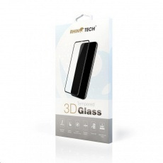 RhinoTech 2 Tvrzené ochranné 3D sklo pro Apple iPhone 6 Plus / 6S Plus (Black)