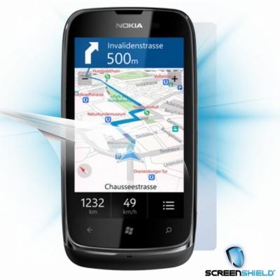 ScreenShield fólie na celé tělo pro Nokia Lumia 610