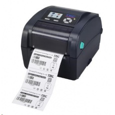 TSC TC210 Stolní TT tiskárna čárových kódů, 203 dpi, 6 ips, LCD.