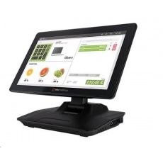 Colormetrics Vion, 39.6 cm (15,6''), Projected Capacitive, black, fanless