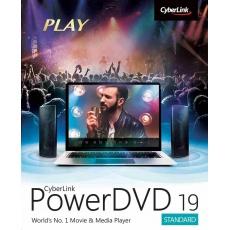 Cyberlink PowerDVD 19 Standard