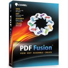 Corel PDF Fusion Maint (1 Yr) ML (61-120) ESD