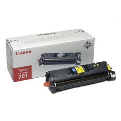 Canon LASER TONER yellow EP-701LY (EP701LY) 2 000 stran*