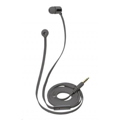TRUST sluchátka Duga In-Ear Headphones - space grey