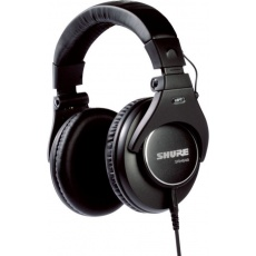 Shure SRH840, černá - černá (X)