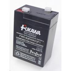 Baterie - FUKAWA FW 5-6 U (6V/5Ah - Faston 187), životnost 5let