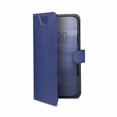"Celly pouzdro Wallyone, velikost XL (4,5-5""), modrá"