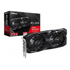 ASRock VGA AMD Radeon RX 6600 XT Challenger D 8GB OC, RX 6600 XT, 8GB GDDR6, 3xDP, 1xHDMI