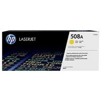 HP 508A Yellow LJ Toner Cartridge, CF362A