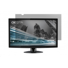 DICOTA Secret 2-Way 22.0 Wide (16:10), side-mounted