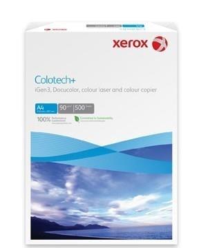 Xerox papír Colotech+ 250 488x660 LG (250g/100 listů,488x330mm)