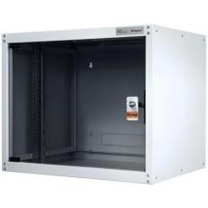 Legrand EvoLine nástěnný datový rozvaděč 9U, 600x450mm, 15kg, skleněné dveře