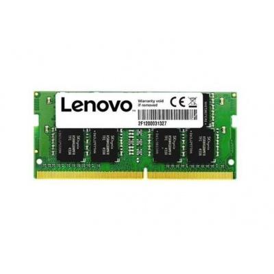 LENOVO paměť SODIMM 16GB PC4-19200 DDR4 2400 non ECC - M910z,M910x,E470,E475,E560p,E570,E570p,L470,L570,P51s,T470,T470p