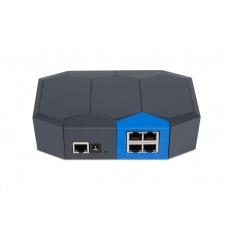 Turris Shield FireWall device, 4x 1Gb Ethernet, case, power supply