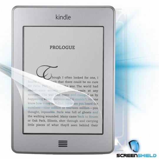 ScreenShield fólie na celé tělo pro Amazon Kindle Touch