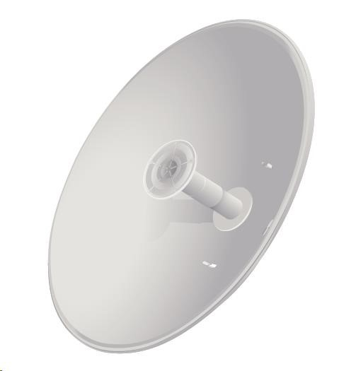 UBNT airMAX RocketDish RD-5G30-LW (Light Weight) 2-PACK [směrová MIMO anténa, 5GHz, 30dBi, 5.8°, Rocket kit]