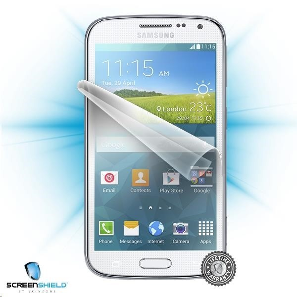ScreenShield fólie na displej pro Samsung Galaxy K Zoom (SM-C111/SM-C115)