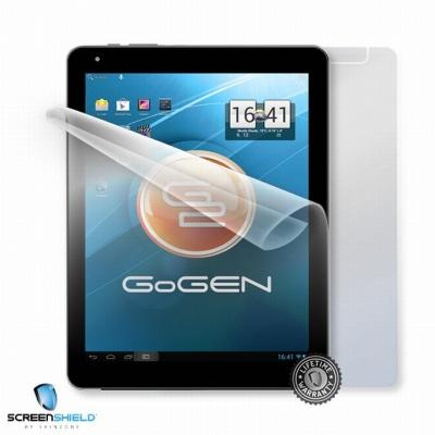 ScreenShield fólie na celé tělo pro Gogen TA 10300 Quad