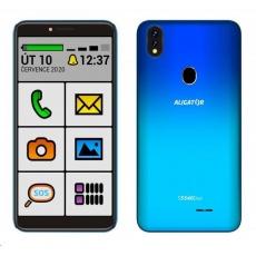 Aligator S5540 Senior, 32 GB, modrá