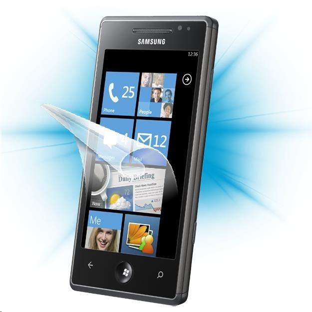 ScreenShield fólie na displej pro Samsung Omnia 7 (i8700)