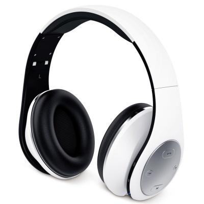 GENIUS sluchátka s mikrofonem HS-935BT, / Bluetooth 4.1/ dobíjecí/ bílá