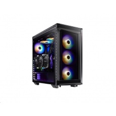 ADATA XPG skříň Battlecruiser Super Mid-Tower Case, black
