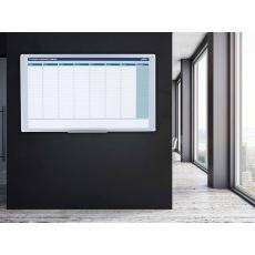 Plánovací tabule AVELI, týdenní, 90x60 cm