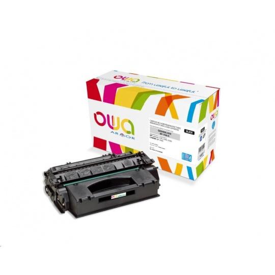 OWA Armor toner pro HP Laserjet 1320, 3390, 3392, 10400 Stran, Q5949X JUMBO, černá/black
