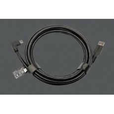 Jabra kabel pro PanaCast 50, USB 3.0, délka 3 m, USB-C (90°)->USB-A