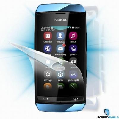 ScreenShield fólie na celé tělo pro Nokia Asha 305