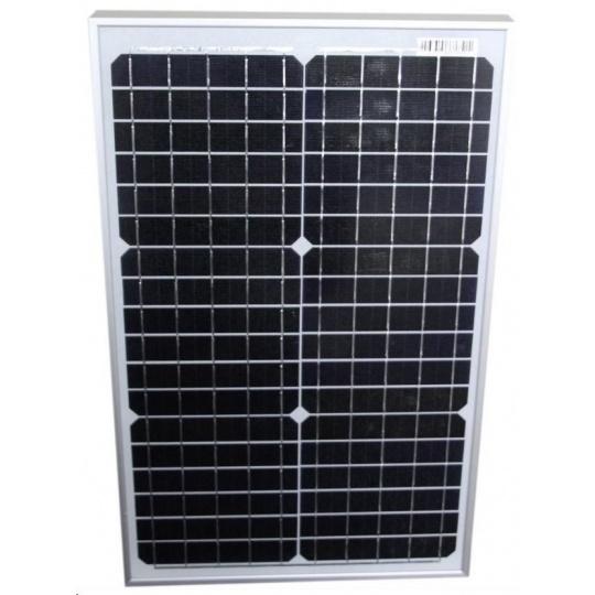 Monokrystalický solární panel Phaesun Sun Plus 30 S, 30 W, 12 V