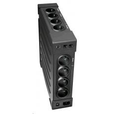 Eaton Ellipse ECO 1200 USB FR, UPS 1200VA / 750W, 8 zásuvek (4 zálohované), české zásuvky