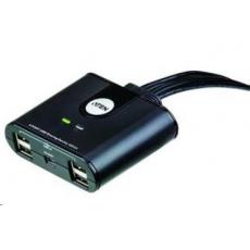 ATEN USB 2.0 Přepínač periferií 4:4 US424