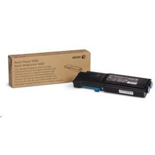 Xerox toner Cyan pro Phaser 6600/6605, 2000 str.